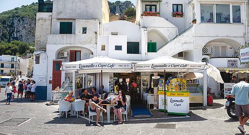 Capri Boat Service - Full-Day Private Gozzo Boat Tour of the Amalfi Coast