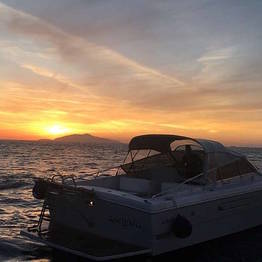 Capri Boat Service - Luxury Sunset Tour of Capri by Speedboat