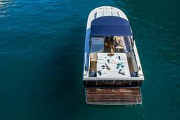 Amalfi Coast Luxury Speedboat Tour from Capri
