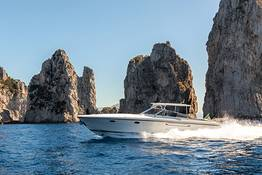 Taxi + Speedboat + Car from Capri to Ravello or Back