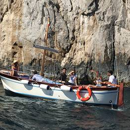 Capri Boat Service - SUMMER SPECIAL   Capri is always a good idea !