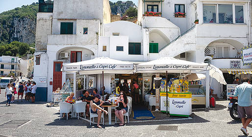 Capri Boat Service - Transfer Capri - Sorrento via Luxury Boat