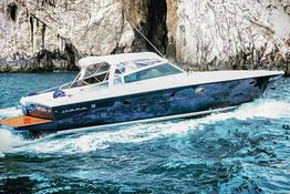 Transfer privato da Capri ad Amalfi ( luxury boat )