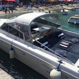 Capri Boat Service - Luxury Transfer by Speedboat between Capri and Amalfi