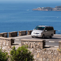 Sorrento Limo - Private Transfer from Civitavecchia Port to Positano