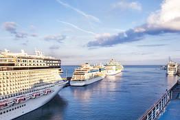 Private Transfer from Civitavecchia port to Positano
