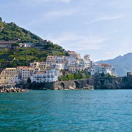 Bagni di Tiberio - A Boat Tour of the Amalfi Coast