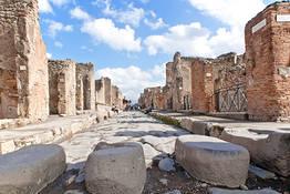 Pompei e Positano tour + pranzo incluso