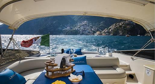 Lucibello  - Boat Tour of the Amalfi Coast - Speed Boat