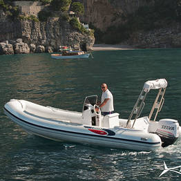 Lucibello  - Rent a Dinghy in Positano: no license needed!