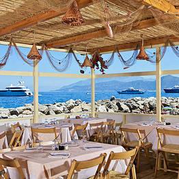 Bagni di Tiberio - Giro in barca + Ristorante + Spiaggia: tutto compreso