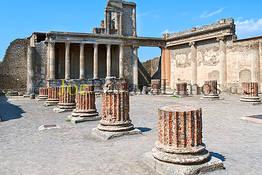 Transfer Roma - Positano (o Sorrento) + stop a Pompei