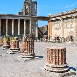 Joe Banana Limos - Tour & Transfer - Transfer de Roma até Positano (ida ou volta) + Pompeia