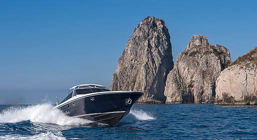 Priore Capri Boats Excursions - Transfer by Speedboat: Sorrento - Capri (or vice versa)
