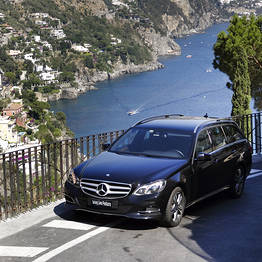 Luxury Limo Positano - Napoli City Tour