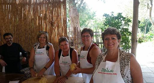 Agriturismo Antico Casale  - Cooking Class + Lunch