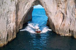 Dolce Vita Capri Tour by Speedboat