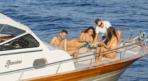 Restart Boat - Private Daily Boat Tour Capri & Amalfi Coast