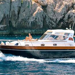 Restart Boat - Experience the Sorrento Coast by Sea (Half Day)