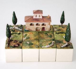 Tuscany Modular Landscapes Hotel