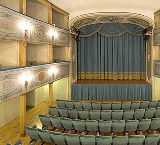 La stagione teatrale a San Gimignano Hotel