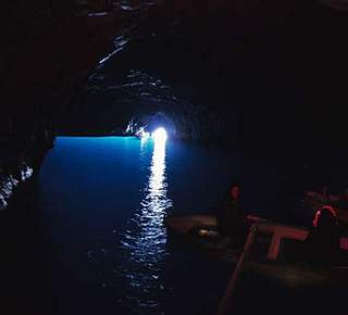 """""""Strategy"""" to Visit the Blue Grotto Hotel"""