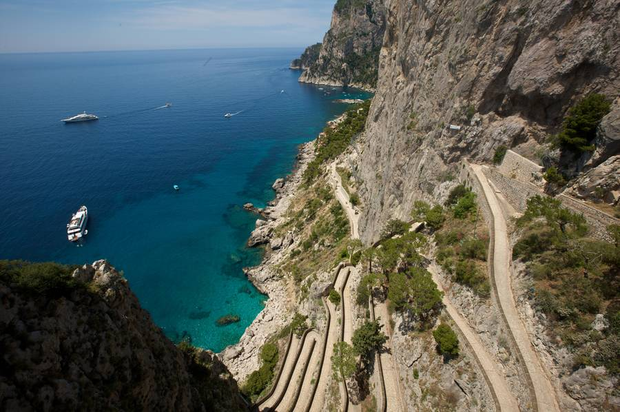 Cinque cose gratis da fare a Capri