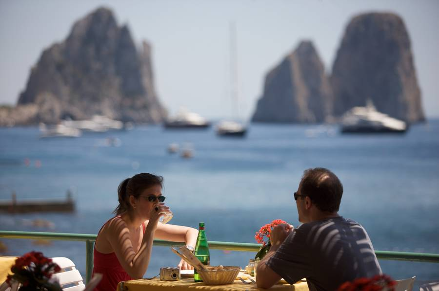 How Much Does a One or Two Night Stay Cost on Capri?