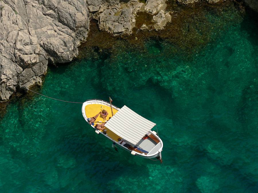 Top Ten Things To Do On Capri