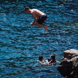 Férias com crianças em Capri (Itália)