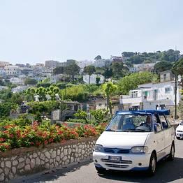 Shore Excursions to Capri
