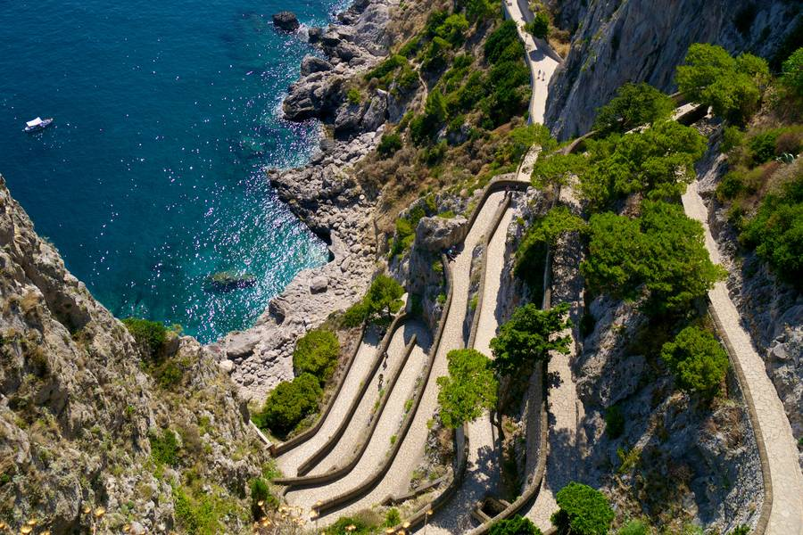 The writers, artists and aristocrats who fell in love with Capri
