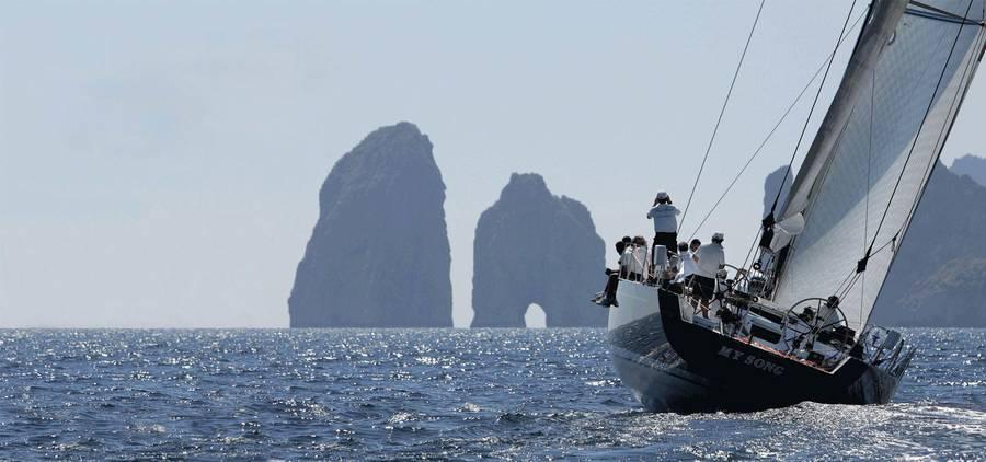 Settimana dei Tre Golfi - National Championship of the Tyrrenian Sea