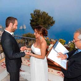 Getting Married on Capri