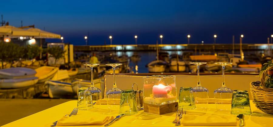 Romantic Seaside Restaurants