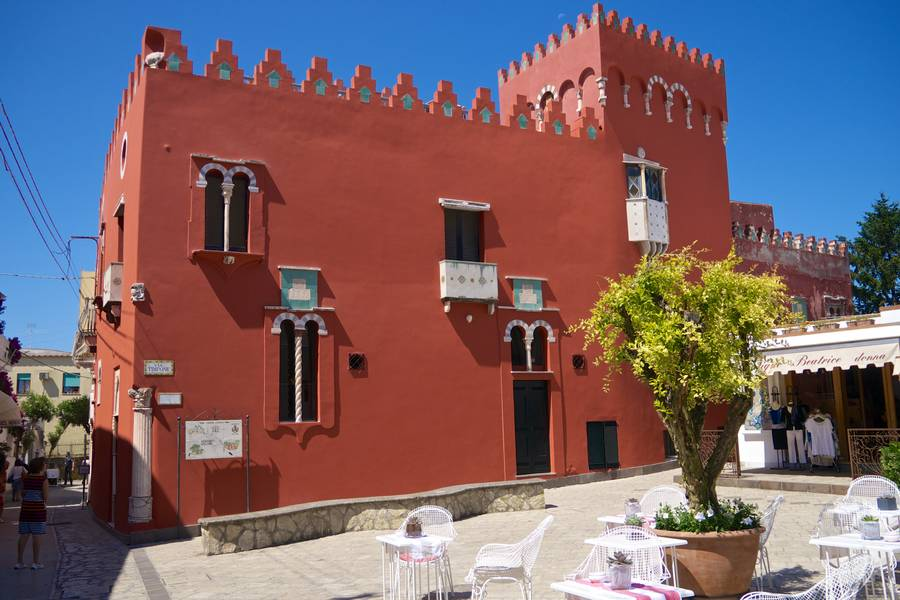 Museum and Historical Residence Casa Rossa