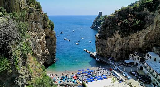 Le spiagge della Costiera Amalfitana - Natura - Costiera ...