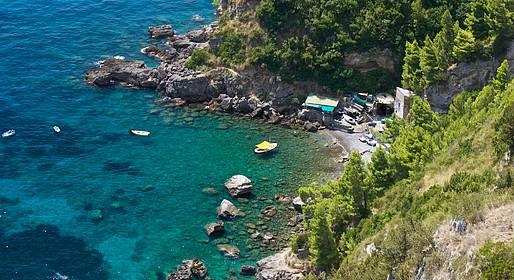 Beaches On The Amalfi Coast Nature Amalfi Coast