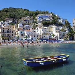 Beaches on the Amalfi Coast