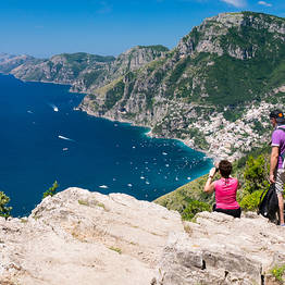 Trails on the Amalfi Coast - Hiking