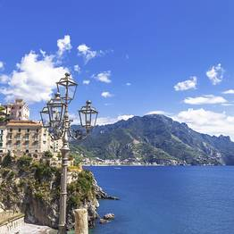 A Day Trip to the Amalfi Coast