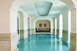 Wellness centers and luxury spas