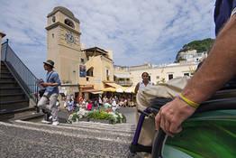 Visitar Capri em Cadeira de Rodas