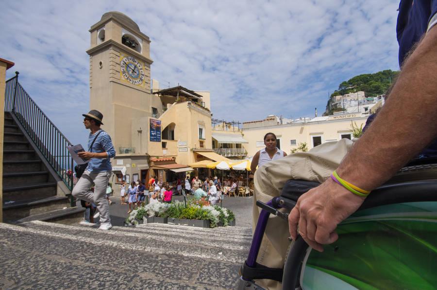 Accessibility on Capri