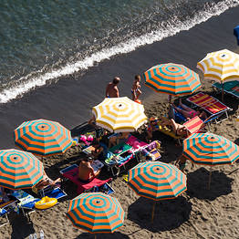 Beaches in Sorrento