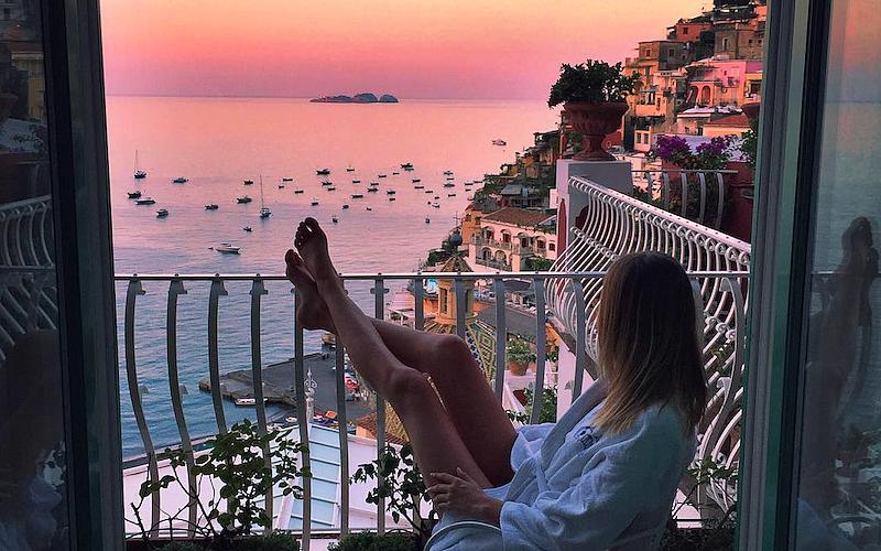 15 fotos de Positano que provam que a vida é bela na Costa Amalfitana!