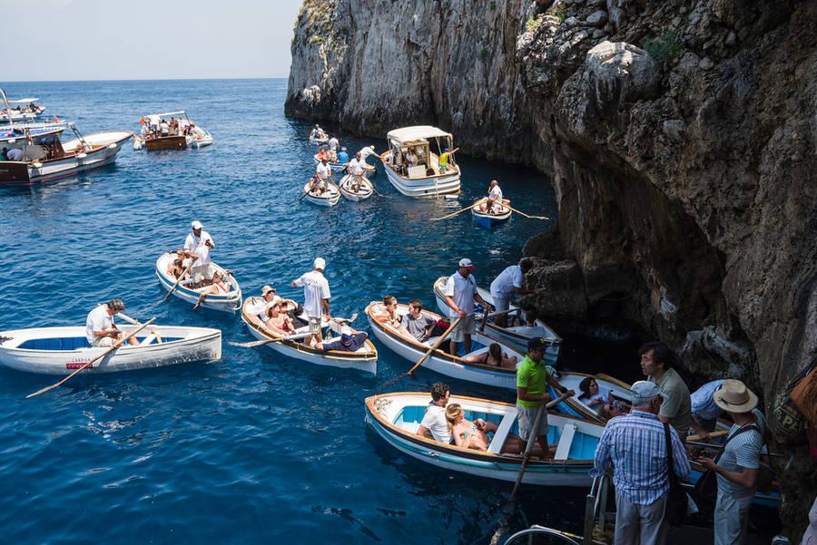 Day Trip to Capri from Sorrento - Excursions - Sorrento Coast
