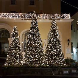 Christmas and New Year's Eve on Capri