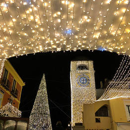 Christmas and New Year's Eve on Capri - 2018/19