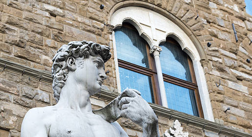 Treasures of Italy
